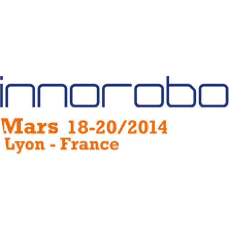 Выставка Innorobo 2014 во Франции