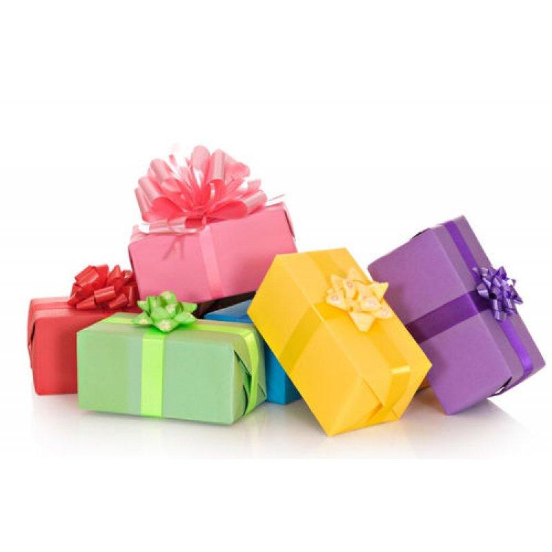 Узнайте больше о подарках