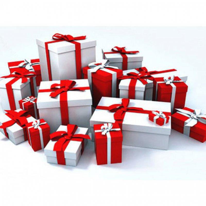 Подарок на День Рождения 2000 рублей! Декабрь