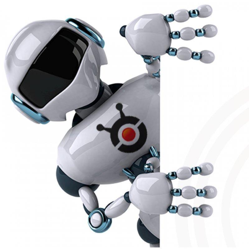 Бесплатная презентация робота-помощника