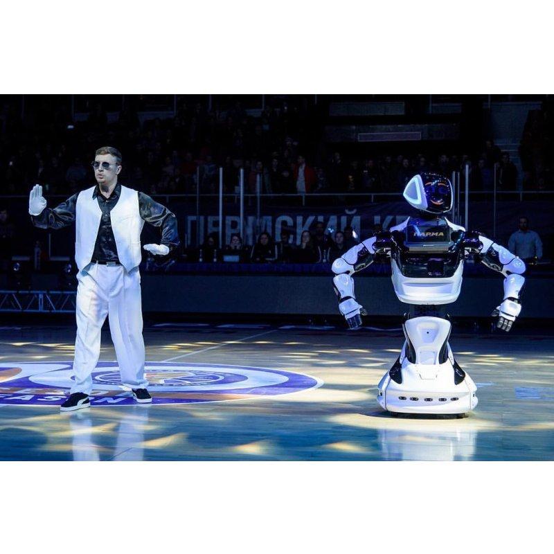 Робот консультант «Promobot»
