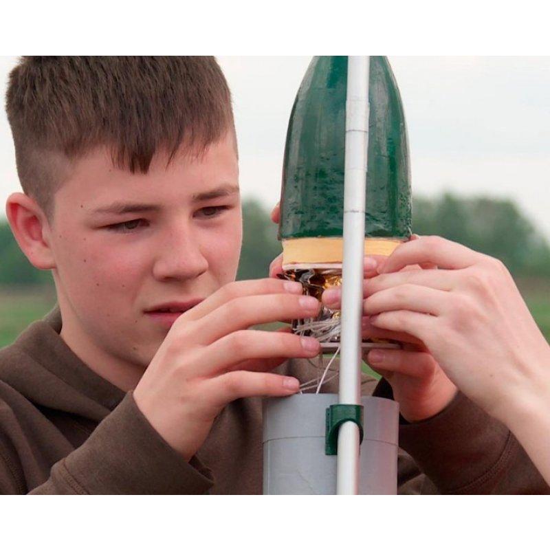 20 команд запустили свои ракеты на калужском «Реактивном движении»