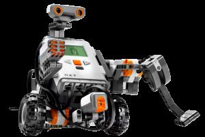 Lego перворобот NXT базовый набор