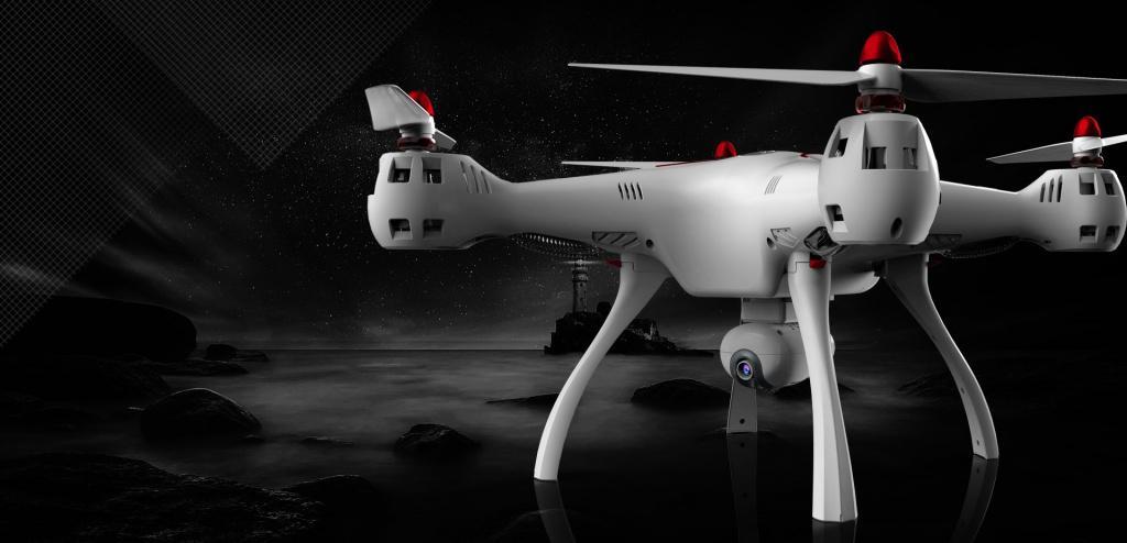 Квадрокоптер Syma X8SW-D-6