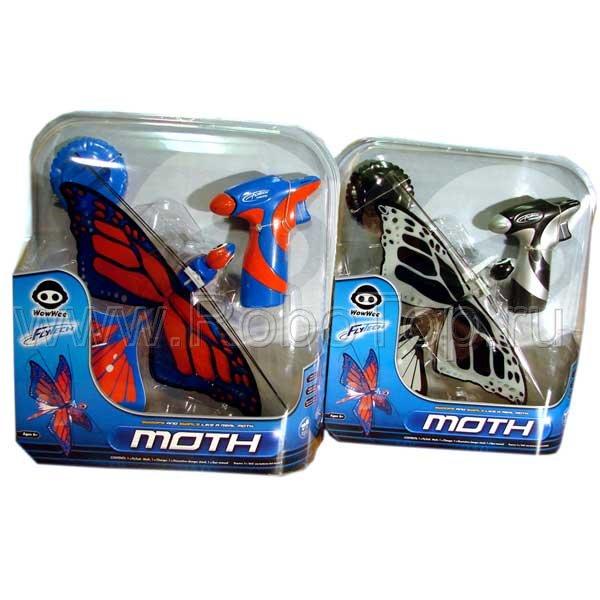 Роботы моли MOTH