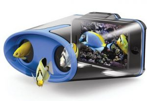 3D-очки для ipod или iphone