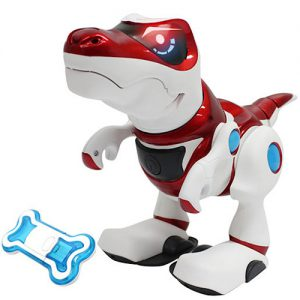 Робот динозавр Teksta T-Rex