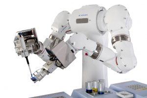 Промышленный робот Motoman CSDA10F
