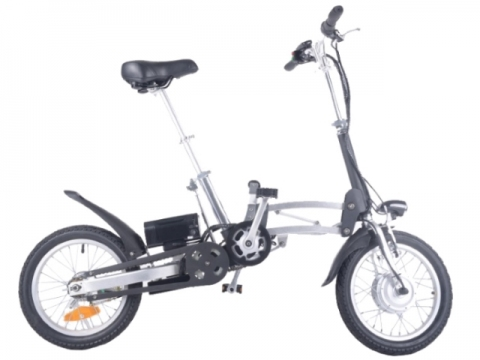 Электровелосипед ECOFFECT Cameo shrinker