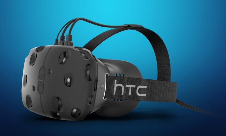 Очки виртуальной реальности HTC Vive Pro