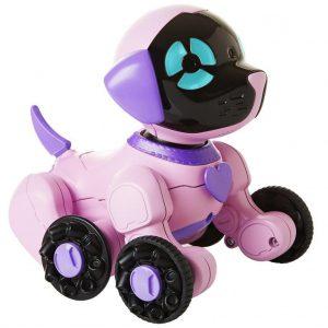 Интерактивная розовая собачка Чипетте компании WowWee 3817