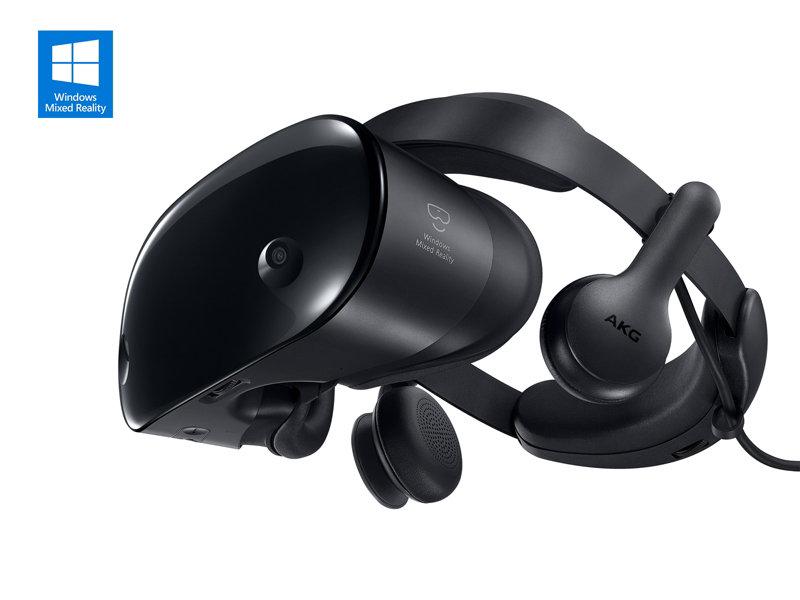Очки виртуальной реальности Samsung HMD Odyssey — Windows Mixed Reality Headset