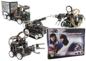 Роботы-игрушки: Другие конструкторы