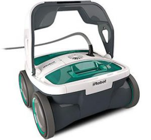 Роботы для бассейна: iRobot