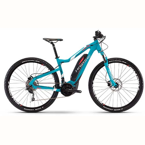 Электровелосипед HAIBIKE SDURO HARDNINE 5.0 400WH