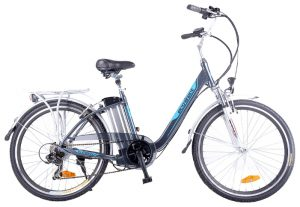 Электровелосипед Ecoffect Citybike 26