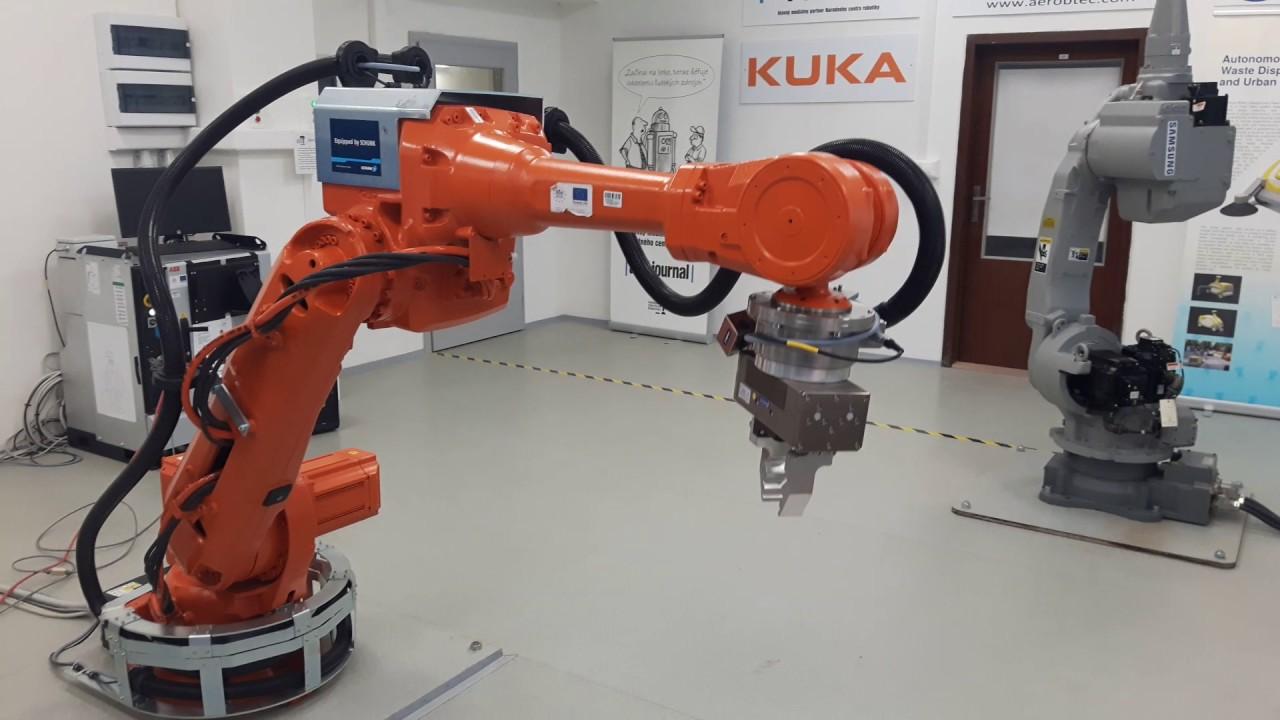 Промышленный робот ABB IRB 4600 45/2,05m