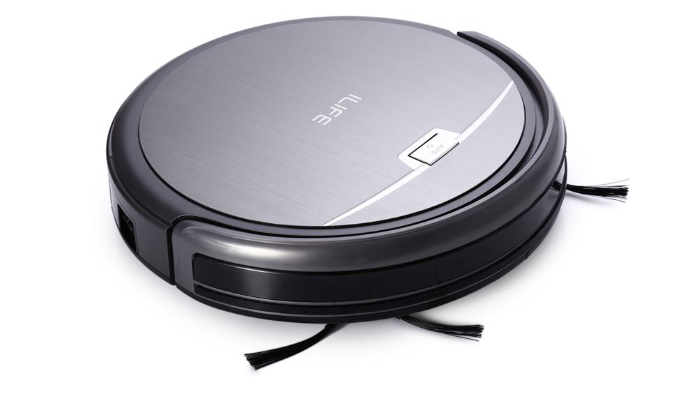 Робот пылесос iLife A4s