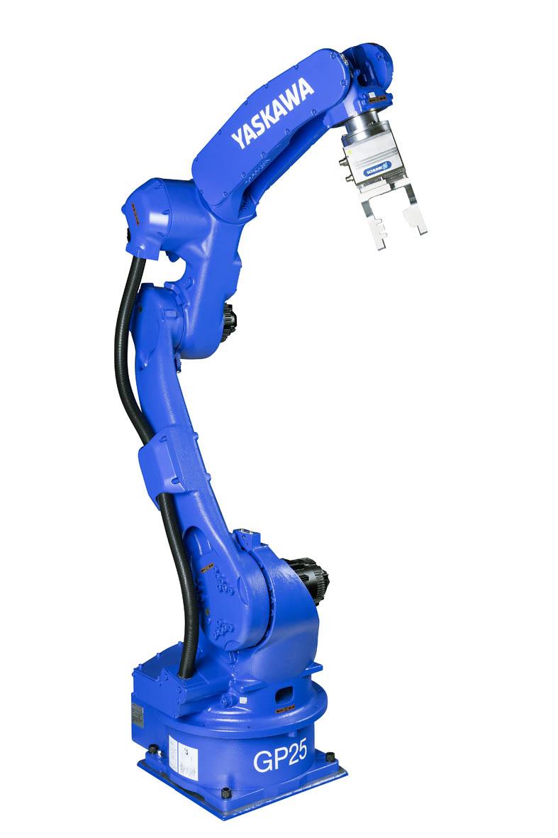 Промышленный робот Motoman GP25