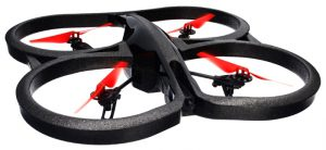 Квадрокоптер Parrot AR.Drone 2.0 Power Edition