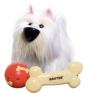 Интерактивная собака Бакстер