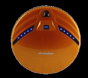 Робот-пылесос clever&clean Z10a Orange