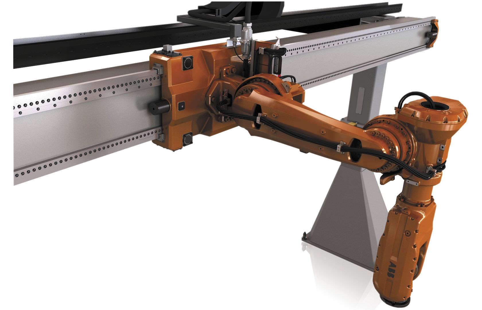 Промышленный робот ABB IRB 6620LX