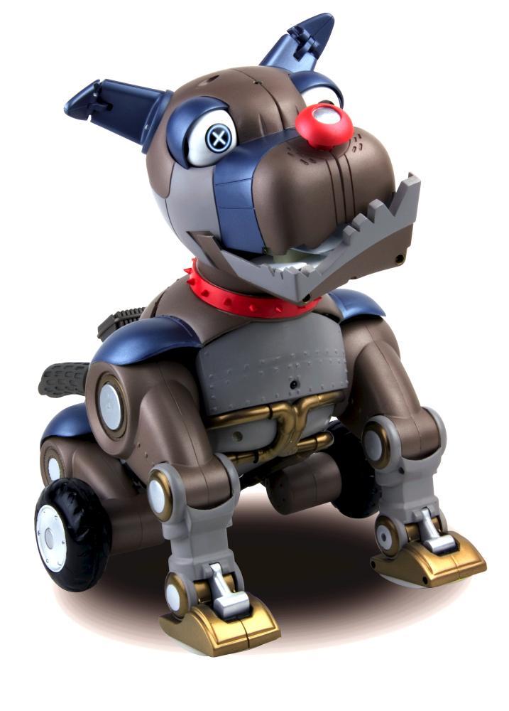 Робот собака WREX