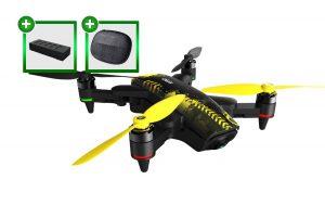 Квадрокоптер XIRO Xplorer Mini + аккумулятора + чехол, черный — XIRO-Mini-D