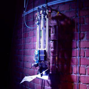 Робот-скалолаз Вигл