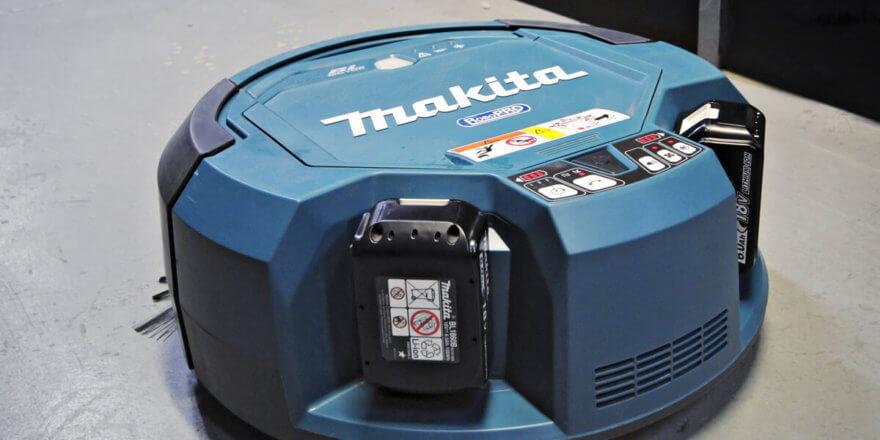 Промышленный пылесос робот Makita DRC200Z