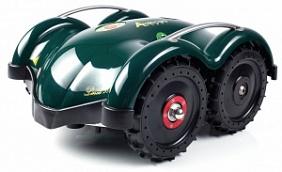 Роботы-газонокосилки: Caiman