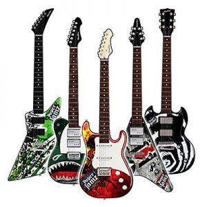 Сенсорная гитара Jamz