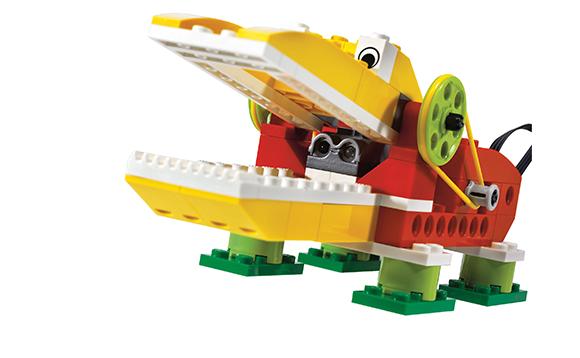 Перворобот LEGO Wedo Education