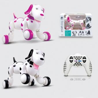 Радиоуправляемая робот-собака HappyCow Smart Dog — 777-338