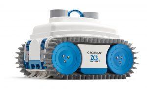 Роботы для бассейна: Caiman