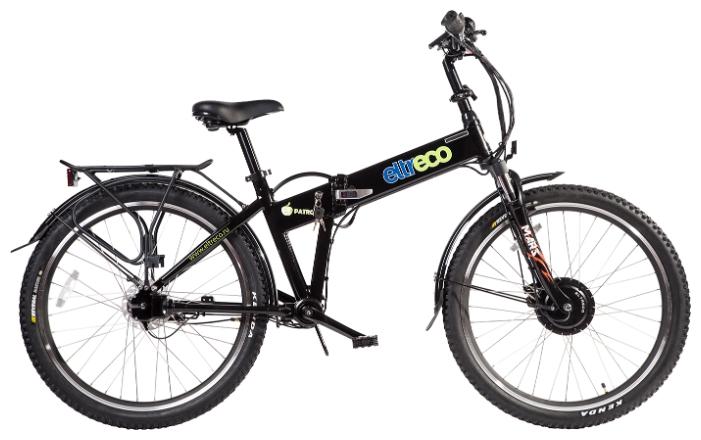 Электровелосипед Eltreco Patrol Кардан 26