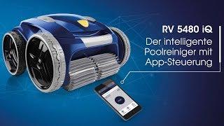 Робот для бассейна Zodiac RV 5480 IQ Vortex