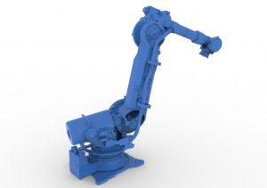 Промышленный робот Motoman ES165D