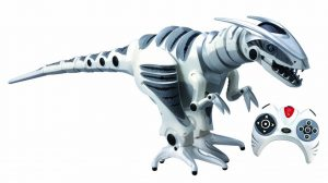 Робот-динозавр Roboraptor Blue 8017 WowWee