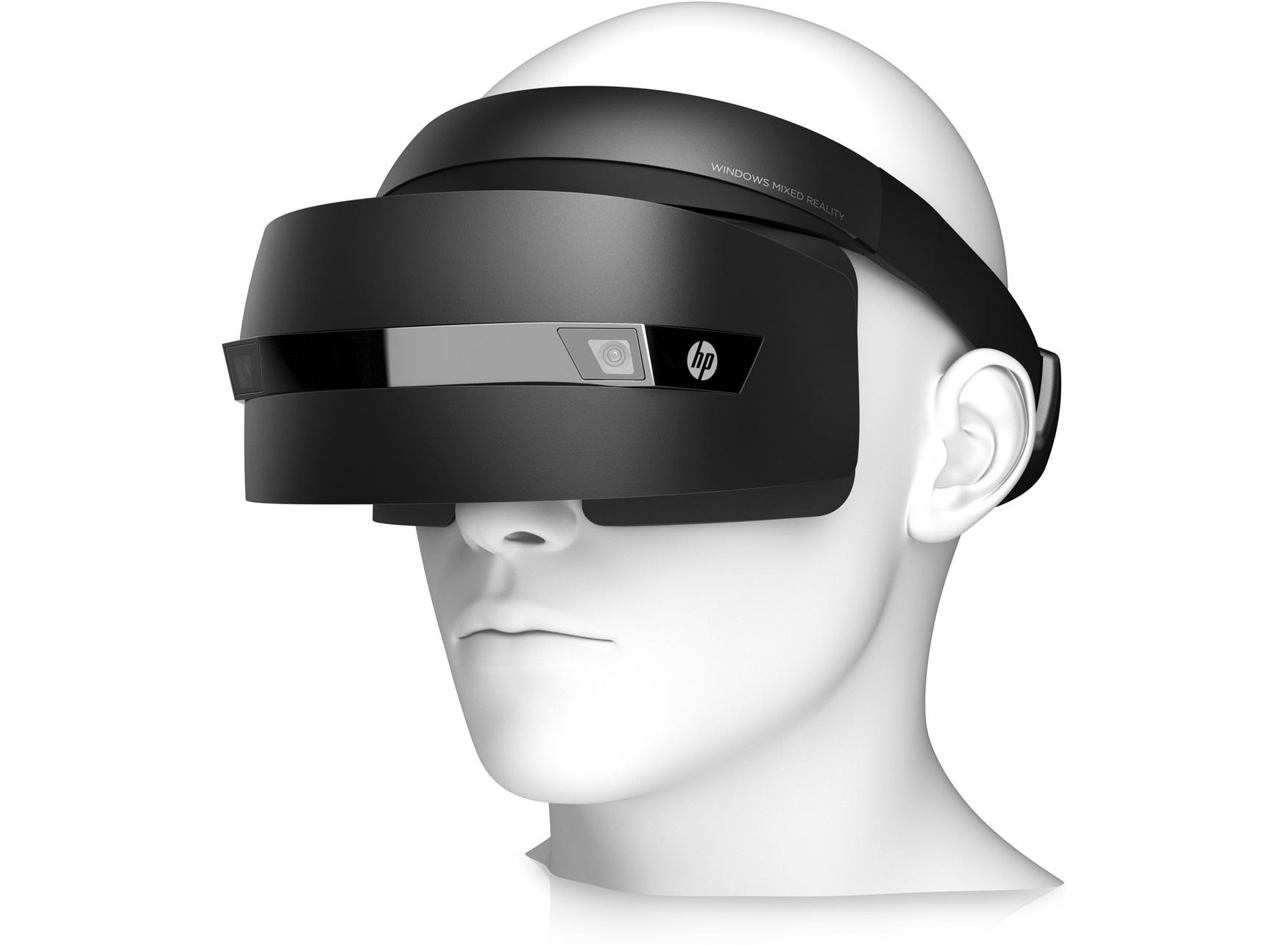 Очки виртуальной реальности HP Windows Mixed Reality Headset