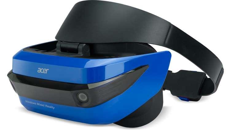 Очки виртуальной реальности Acer Windows Mixed Reality Headset