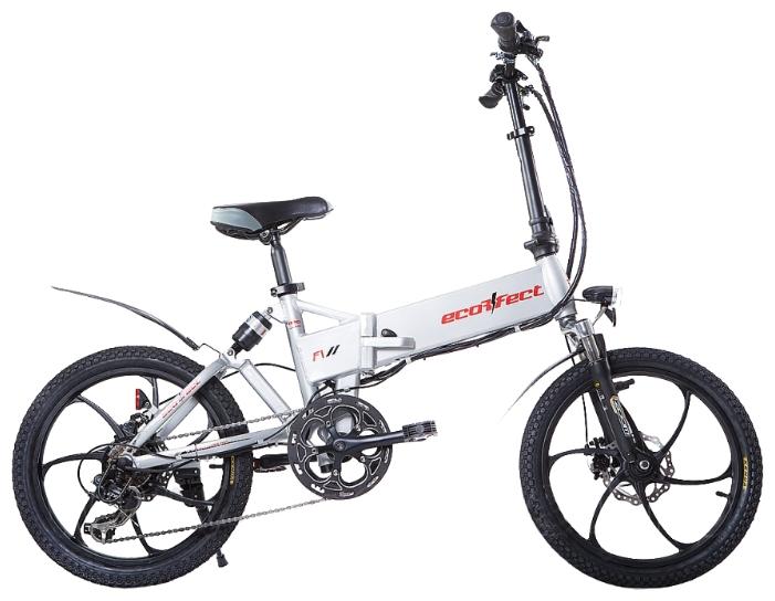 Электровелосипед Ecoffect F1 Premium 20