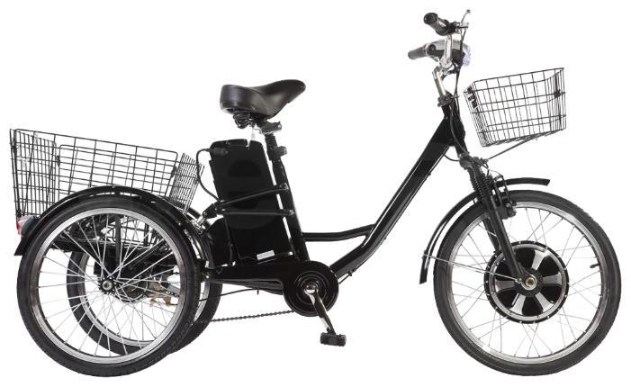 Электровелосипед Eltreco GM Porter