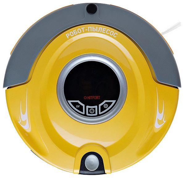 Робот-пылесос Kitfort KT-501