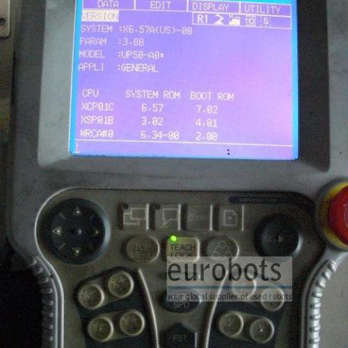Промышленный робот Motoman HP20RDII-4