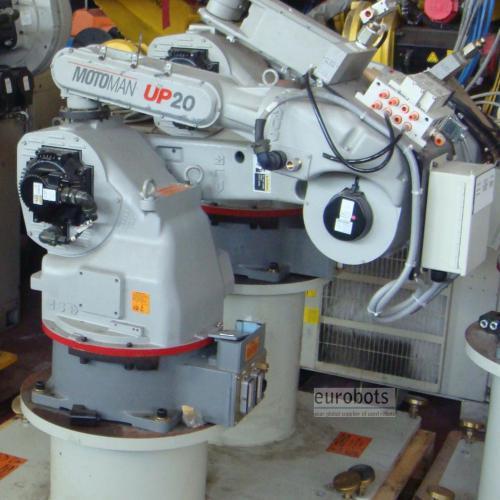 Промышленный робот Motoman HP20RDII
