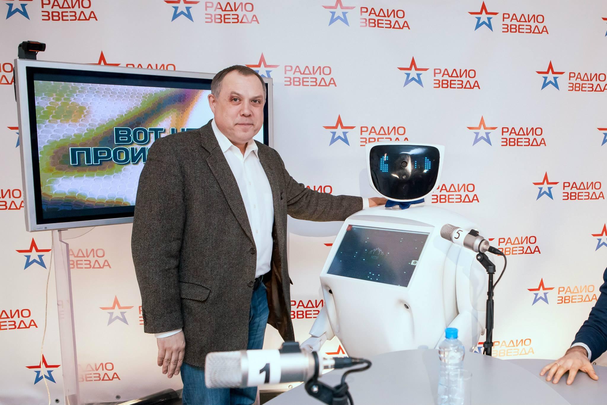 Робот Promobot V 2.0-3