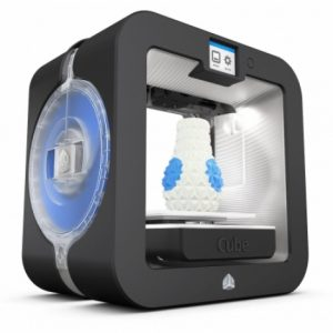 3D принтер Cube 3D Printer Gen3 WHITE