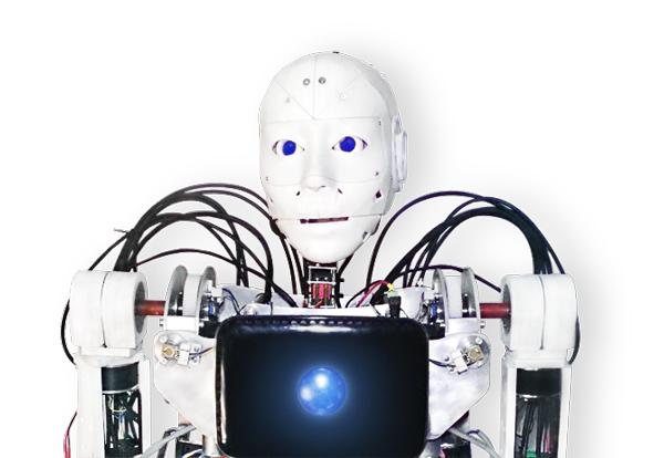 Робот-официант Йоша